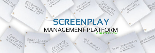 Screenplay Management Platform. (PRNewsFoto/Wraters.com)