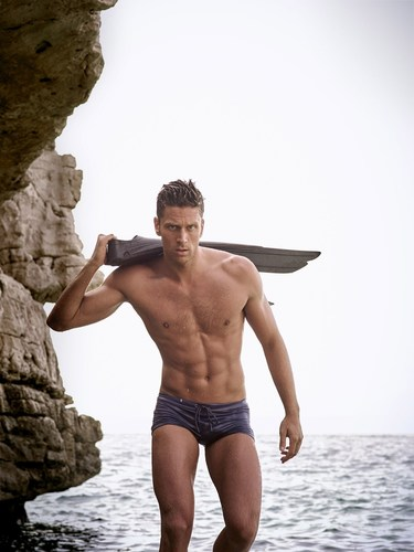 Luca Dotto Credit: John Balsom for Biotherm Homme (PRNewsFoto/Biotherm) (PRNewsFoto/Biotherm)
