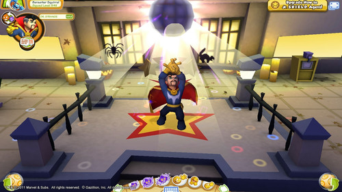 Earn FREE Heroes with Marvel Super Hero Squad Online's Brand New Challenge System!