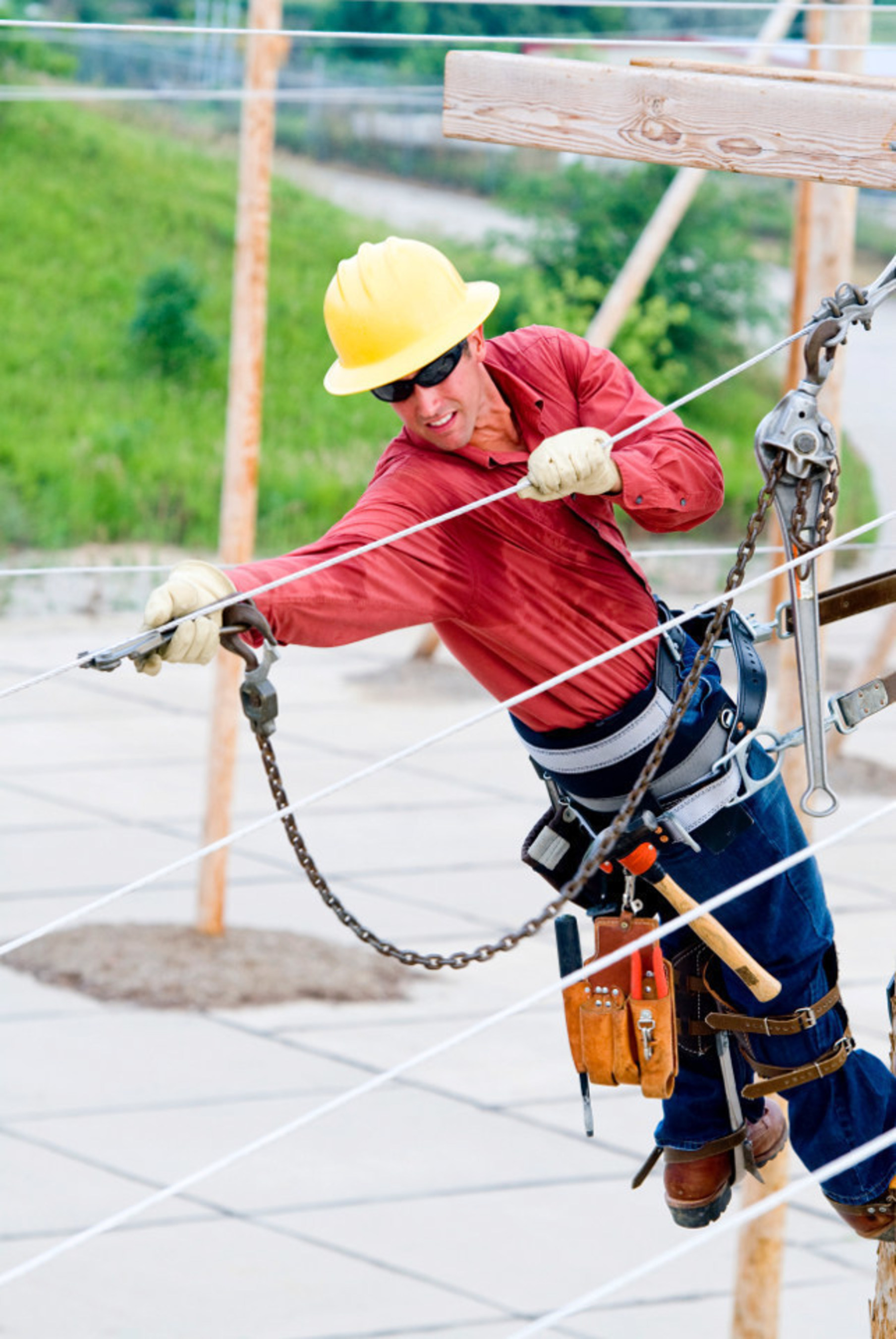 Fall Protection Vendors Trust Services to Extend Revenue Streams beyond Product Sales