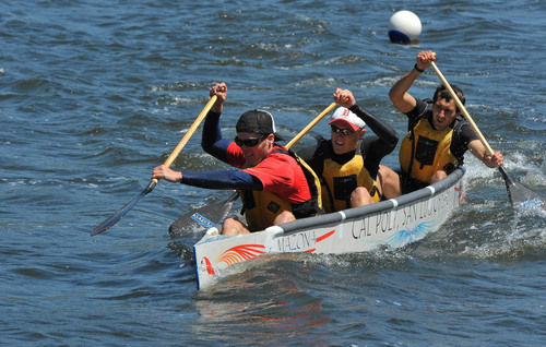 National Concrete Canoe Championship Claimed by Cal Poly, San Luis Obispo