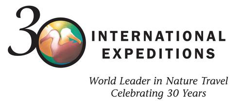 International Expeditions logo.  (PRNewsFoto/International Expeditions)