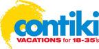 Contiki Vacations logo.  (PRNewsFoto/Contiki Vacations)