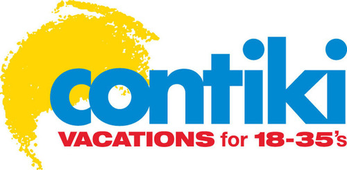 Contiki Vacations logo.  (PRNewsFoto/Contiki Vacations)