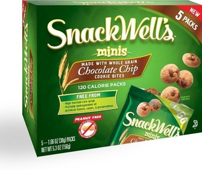 SnackWell's Introduces New Cookies Just In Time For Back To School Snacking