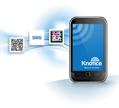 New White Paper by Knotice Lets Marketers Harness the Power of the Mobile Web.  (PRNewsFoto/Knotice, Ltd.)