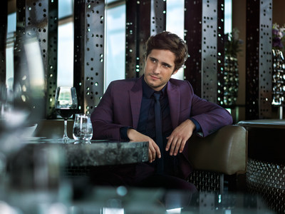 Marriott's award winning #LoveTravels campaign is launching a new portrait and video series featuring recognized Latino influencers including Diego Boneta (Scream Queens)
