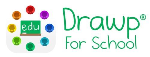 Drawp for School - Create. Learn. Collaborate. (PRNewsFoto/Moondrop Entertainment)