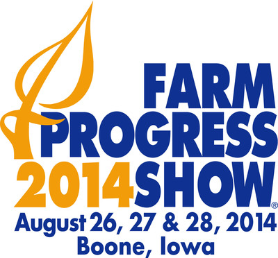 Farm Progress Show Chosen by U.S. Department of Commerce as Participant in the 2014 International Buyer Program. (PRNewsFoto/Penton) (PRNewsFoto/PENTON)