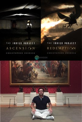 RO BOOKS to release Ascension: The Indigo Project on April 1st. Redemption, book #2 is now available for pre-order worldwide.