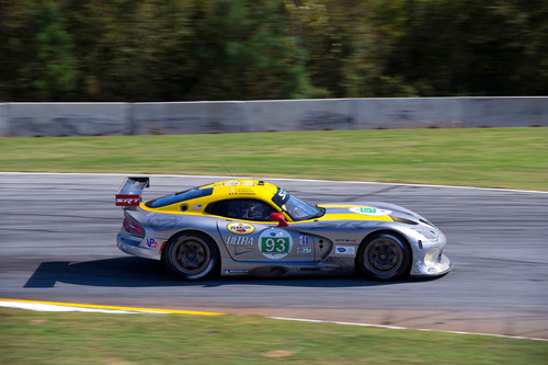Viper set for Return to Le Mans With SRT Motorsports - two factory-supported SRT Viper GTS-Rs will compete in ...