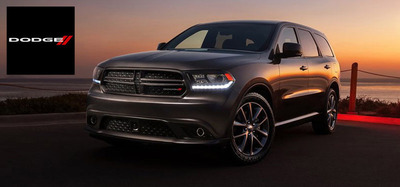 The newly available 2014 Dodge Durango is at Palmen Motors of Kenosha, Wis.  (PRNewsFoto/Palmen Motors)