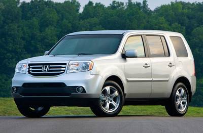The Versatility Of The 2014 Honda Pilot Translates To Obvious Rewards For  Drivers In Toms River