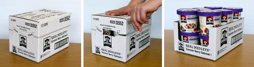 H.B. Fuller's Open Sesame(R) tear tape system (PRNewsFoto/H.B. Fuller Company)