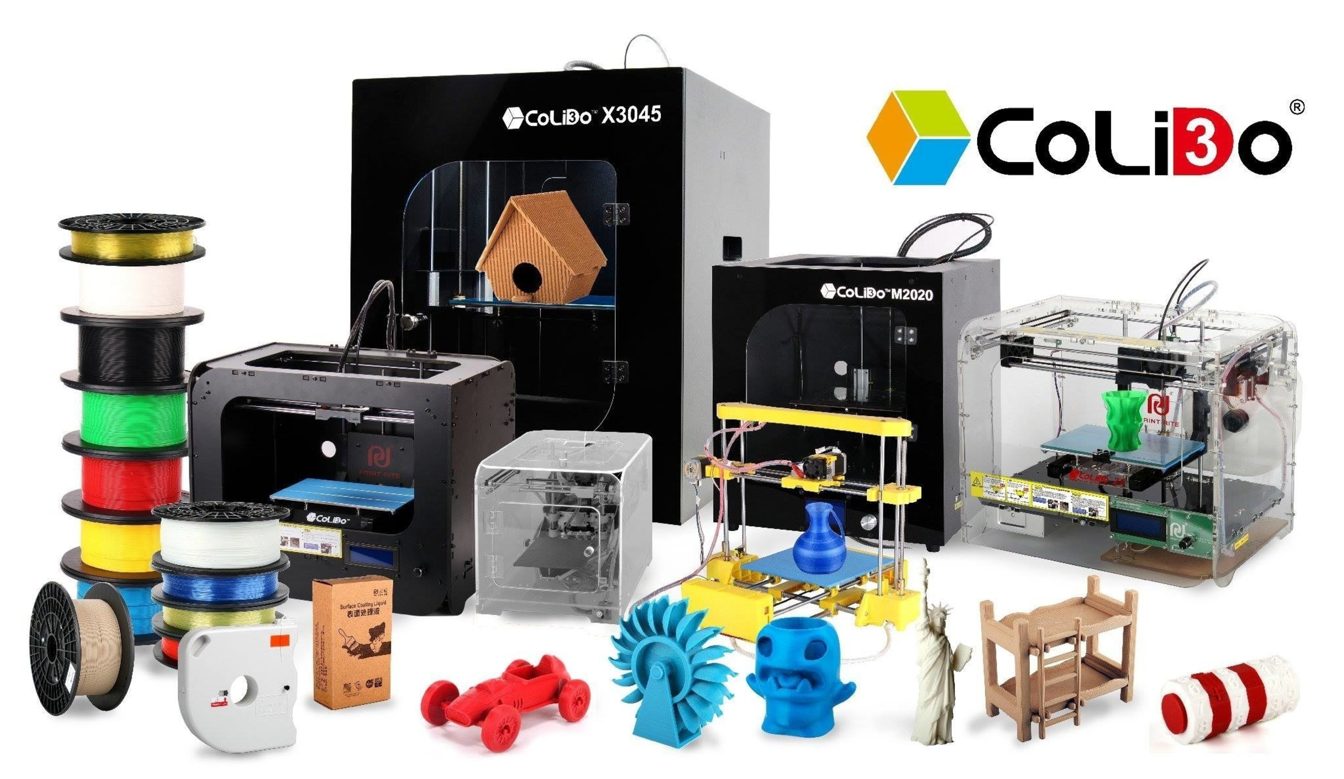 CoLiDo.com - Realizing your 3D Printing Needs