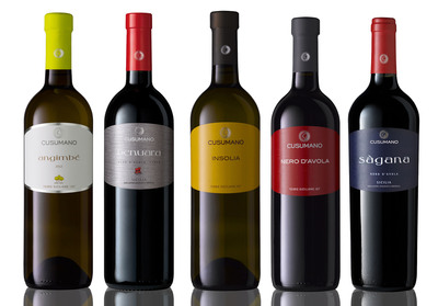 Terlato welcomes Cusumano wines from Sicily the pre-eminent producer crafting wines of the new Sicily. Terlato Wines will be the exclusive marketing agent for Cusumano's family of 13 premium Sicilian wines.  (PRNewsFoto/Terlato Wines International)