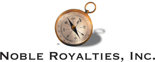 Noble Royalties, Inc. Logo.  (PRNewsFoto/Noble Royalties, Inc.)