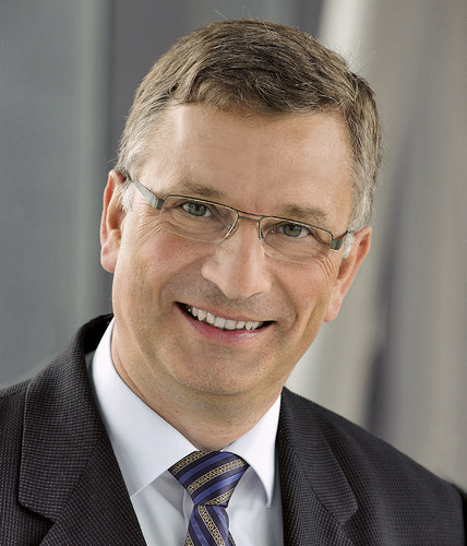 Frank Treppe, New President of Fraunhofer USA. (PRNewsFoto/Fraunhofer USA)