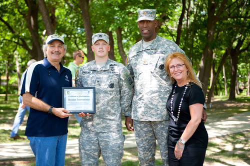 Brinker International Signs Contract With Army PaYS Providing Careers for Army Veterans After