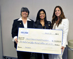 Dade Medical College Donates $250,000 To Miami Children's Hospital Foundation