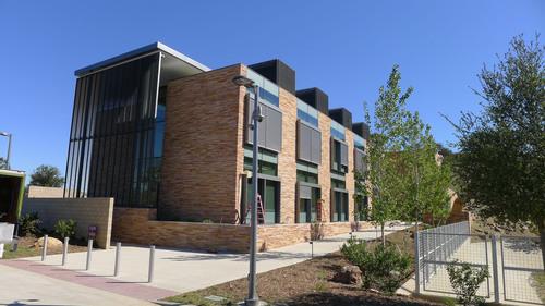 Conrad N. Hilton Foundation new campus in Agoura Hills, California.  (PRNewsFoto/Conrad N. Hilton Foundation)