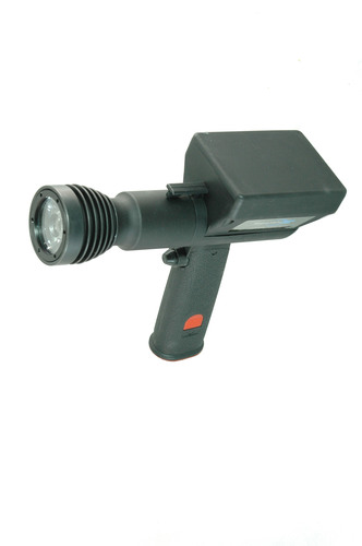 This rechargeable UV LED spotlight is extremely durable and produces a 365 nanometer ultraviolet light beam ...
