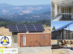 Pure Power Solutions Completes Containerized Solar Microgrid with SimpliPhi Power Energy Storage for Off-Grid Ranch