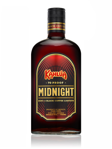 Power the Night with Kahlua's New Delicioso Mix of 70 Proof Mix of Rum and Black Coffee.  ...