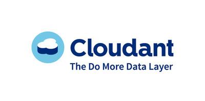 Cloudant logo.  (PRNewsFoto/Cloudant)