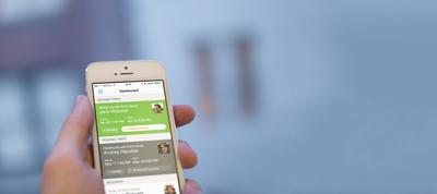 RelayRides' redesigned iOS app (PRNewsFoto/RelayRides)