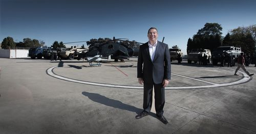Negócio aerospacial e de drones avançados permanece na África do Sul
