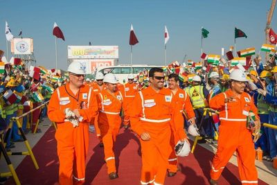 100 million work manhours Lost Time Incident (LTI) free celebration