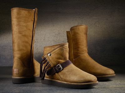 Introducing the Classic Luxe Collection by UGG