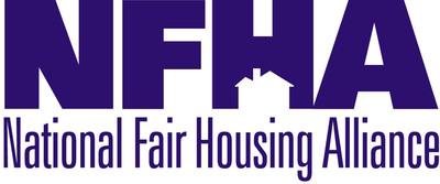 National Fair Housing Alliance Logo.  (PRNewsFoto/National Fair Housing Alliance)