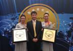 Hainan Airlines désignée 'Meilleure compagnie aérienne chinoise' et 'Meilleure compagnie aérienne chinoise pour son service à bord' aux SKYTRAX World Airline Awards 2013