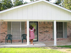 Shreveport hospital cook and mother of two Litasha Sloan purchased her first home, thanks in part to a grant from the Federal Home Loan Bank of Dallas and Red River Bank.