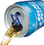 Bud Light is introducing a new, one-of-a-kind 12 oz. Vented Can that integrates the vent mechanism into the tab itself creating the world's smoothest drinking experience in a can. The Bud Light Vented Can will launch exclusively in Louisville, Ky., on June 3, with a national rollout later this year.  (PRNewsFoto/Bud Light)