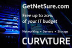 Free up 20% of your total IT Budget, learn more at www.GetNetSure.com