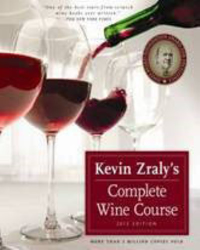 "Kevin Zraly is the author of ""Windows on the World Complete Wine Course,"" the No. 1 selling wine book in the world with more than 4 million copies in print. The connoisseur will be teaching wine classes at the the JW Marriott Essex House New ..."