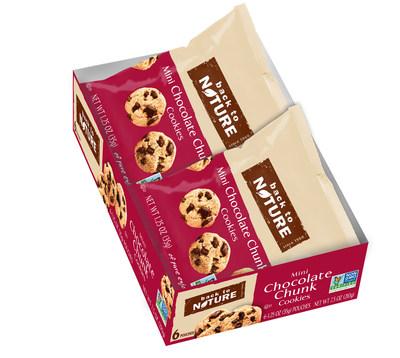 Mini Chocolate Chunk Cookies