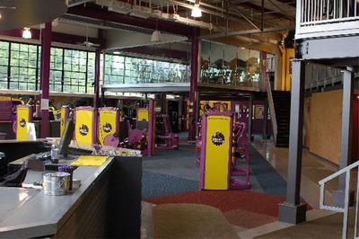 Northville interior.  (PRNewsFoto/Planet Fitness)