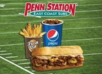Grab a best-tasting sub and a chance to go to the Big Game at Penn Station East Coast Subs (PRNewsFoto/Penn Station East Coast Subs)