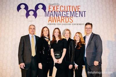 Philadelphia SmartCEO Honors Alarm Capital Alliance's Anastasia Bottos with Executive Management Award