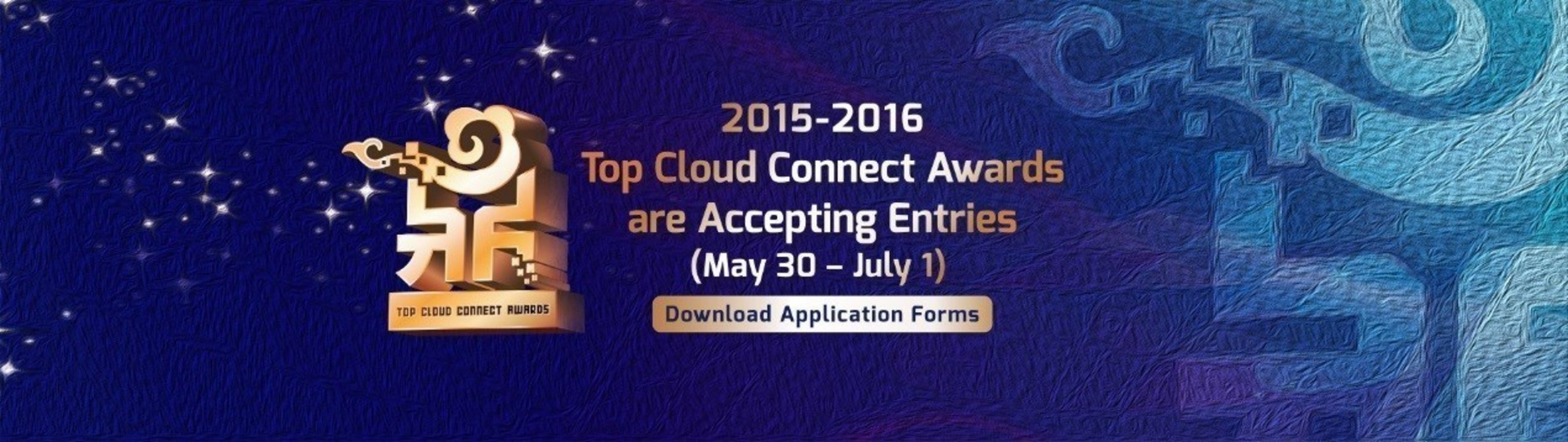 Poster of the 3rd Top Cloud Connect Awards
