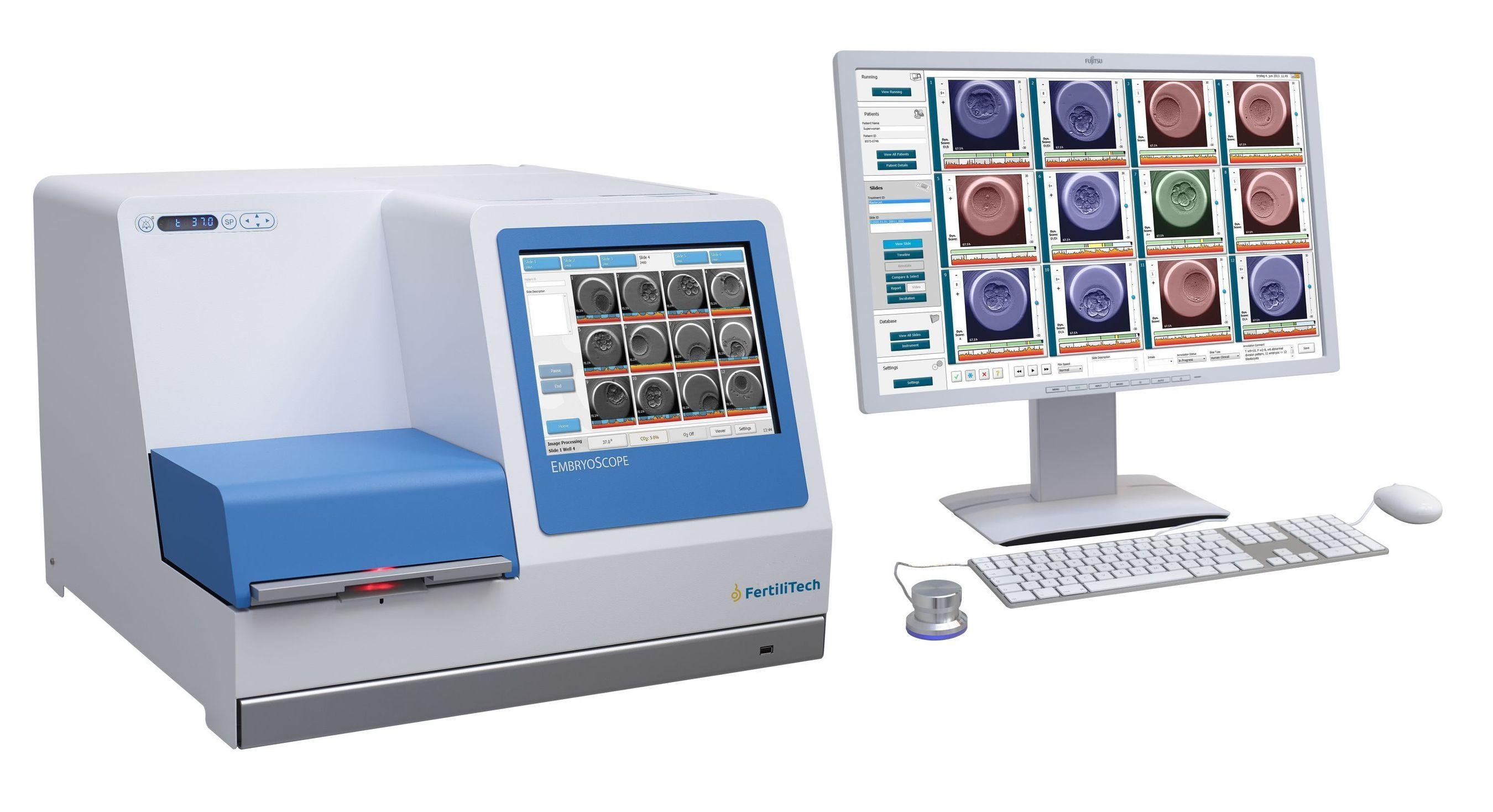 Unisense FertiliTech A/S : EmbryoScope(TM) time-lapse system (PRNewsFoto/Unisense FertiliTech A_S)