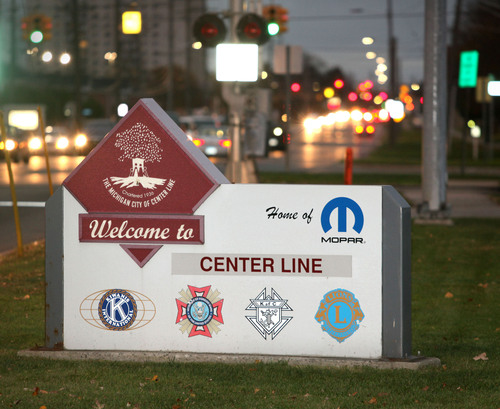 City of Center Line, Mich. Recognized as 'Home of Mopar'