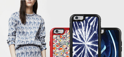 OtterBox MySymmetry Series cases are available now with designs from Wes Gordon, Alon Livne, Fiona Howard and more.