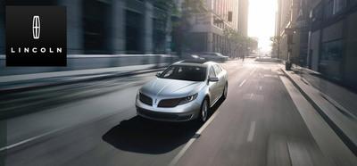 The 2014 Lincoln MKS is a technologically advanced sedan.  (PRNewsFoto/Mike Castrucci of Alexandria)