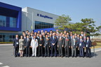 BorgWarner opened a new facility in Jincheon, South Korea, to meet growing demand for its transmission technologies. Numerous customers as well as suppliers, BorgWarner executives and employees attended the opening ceremony.