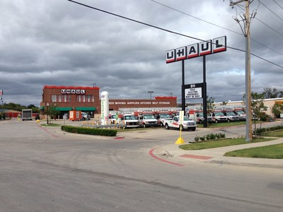 U-Haul customers in and around Lewisville have a secure and convenient place to store their RVs and boats with the recent expansion at U-Haul Moving & Storage of Lake Lewisville at 811 E. State Hwy. 121 Business.